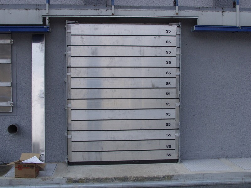 Door Window And Gate Stop Log Covers